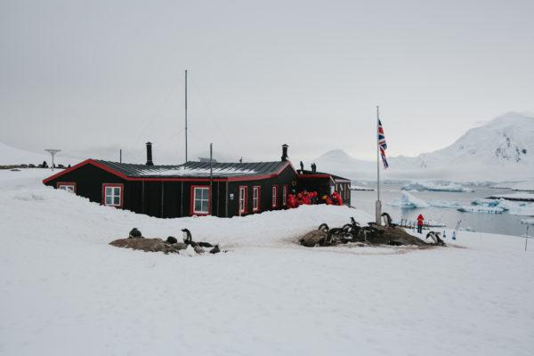 Das südlichste Postamt der Welt