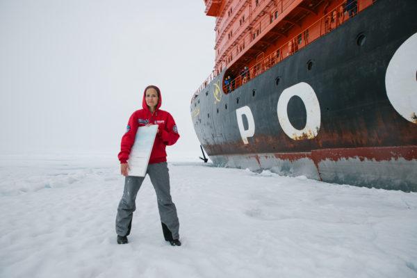 Ein Film über meine Reise zum Nordpol