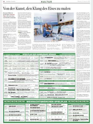Hamburger Abendblatt vom 20. November 2019