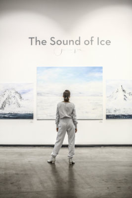 Vernissage THE SOUND OF ICE